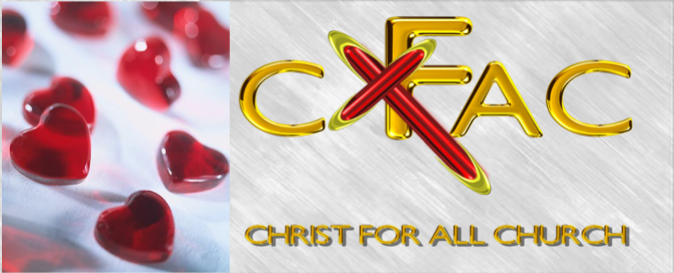 CHRIST FOR ALL CHURCH